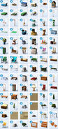 Sims4 Outdoor Retreat Items 2