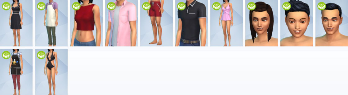 Sims4 Perfect Patio Items 1