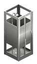 Sistema de Ducha Aluminumb