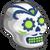 Сахарные черепа (иконка)