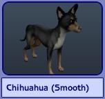 Chihuahua Smooth (Sims 2)