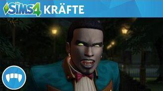 Die Sims 4 Vampire Offizieller Vampirkräfte-Gameplay-Trailer