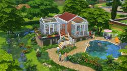 Les Sims 4 Mini-maisons 01