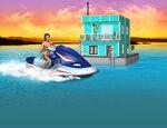 Render Les Sims 3 Île de Rêve 03