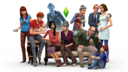 Render Les Sims 4 Généalogie