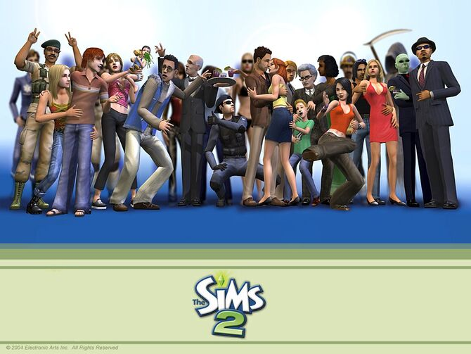 The Sims 2. The Sims 2   The Sims Wiki   FANDOM powered by Wikia