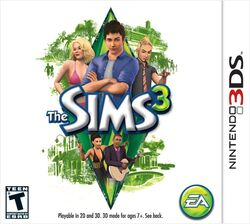 The Sims 3 Nintendo 3DS
