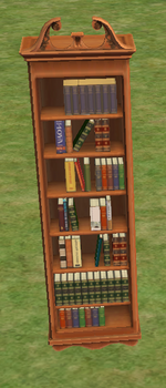 Ts2 renaissance bookcase by literary designs