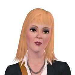 Headshot of Jacqueline
