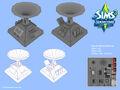 Les Sims 3 Showtime Concept art 31
