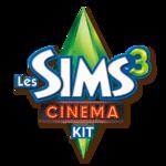 Logo Les Sims 3 Cinéma