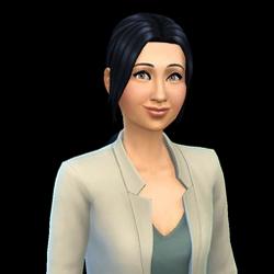 Mary-Sue Simpa (Les Sims 4)