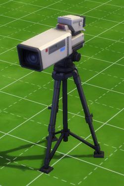Budget Stationary Camera