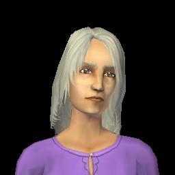 Frida Goth (The Sims 2)