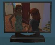 Pleasant sisters on TV