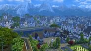 Windenburg old town