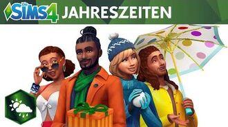 Die Sims 4 Jahreszeiten Offizieller Ankündigungstrailer
