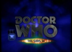 Doctor Who - The Sims 3 logo