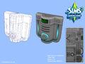 Les Sims 3 Showtime Concept art 30