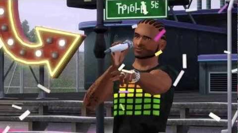 Los Sims 3 Salto a la fama - Trailer reducido