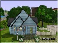 Myrtle Bungalow The Sims 3