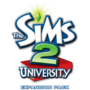 The Sims 2 University Logo (Original)