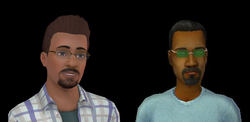 Darren Dreamer (The Sims 2 and The Sims 3)