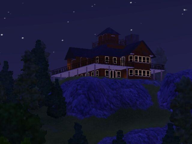 File:House on a hill.jpg