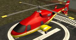 Pearson 206 SimRanger - red