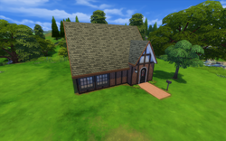 Rustic Residence