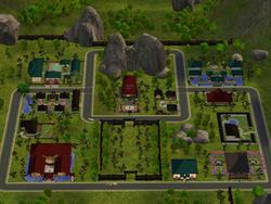 Village Takemizu