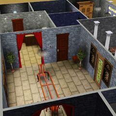 Casa Fantoche versión de Luis Simspedia