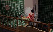 Exploding sink prank TS3