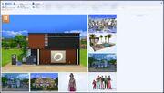 Galerie Les Sims 4 nouvelle version 5