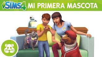 Los Sims 4 Mi Primera Mascota Pack de Accesorios tráiler oficial