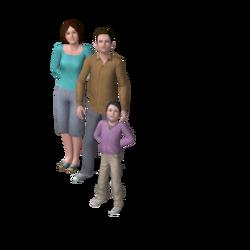 Nix familie