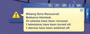 Overwatch example notification