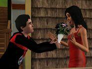 Sim's tale Mortie and Bella1