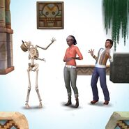 The Sims 4 Adventure-Themed Game Pack First Look