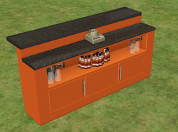 Ts2 surfaco bar by kitchensations