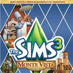 Portada de Los Sims 3 Monte Vista