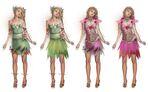 Concept Art Les Sims 3 Super-pouvoirs 06