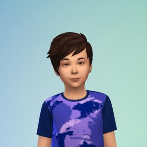 Elias lincoln-croft child