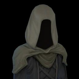Grim Reaper headshot (The Sims 4)