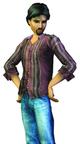 Juan Tenorio (Los Sims 2 Consola)