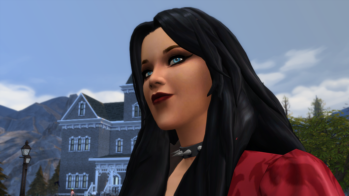 TS4 - Desiree Gray - Page Cover