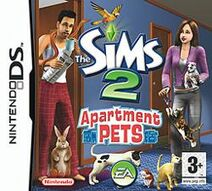 250px-The Sims 2 Apartment Pets