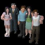 Famille Shallow (Version intermédiaire)