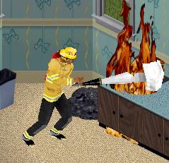 Freddy le pompier