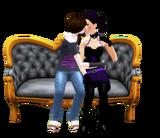 Lesbian Lovers household